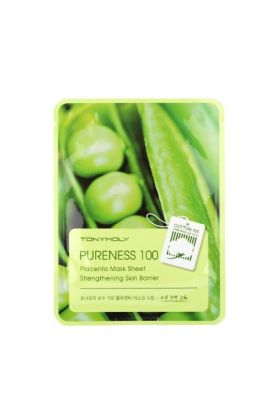 TONYMOLY Pureness 100 Placenta Mask Sheet Strengthening Skin Barrier
