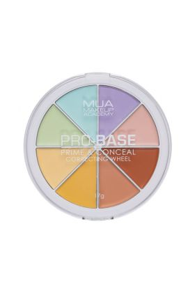 Makeup Academy (MUA) Prime And Conceal Correcting Wheel