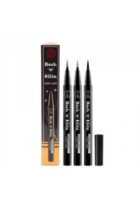 Jcat Beauty - Rock and Glitz Diamond Dazzle Liquid Eyeliner