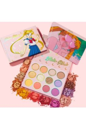 Colourpop - pretty guardian sailor moon eyeshadow palette