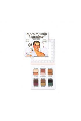 Thebalm - Meet Matt(e) Shmaker.® Eyeshadow Palette