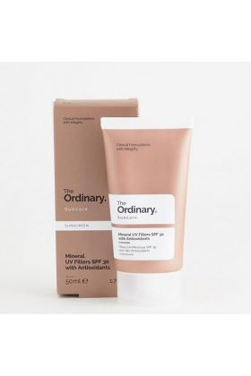 THE ORDINARY - Mineral UV Filters SPF 30 with Antioxidants (50ml)