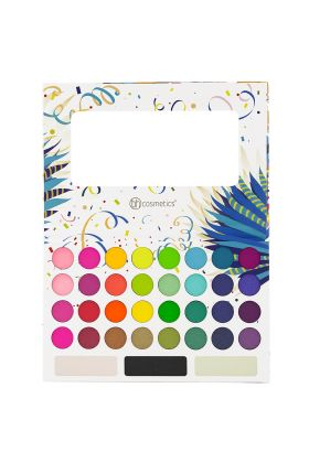 Bh Cosmetics - Take Me Back To Brazil - 35 Color Pressed Pigment Palette
