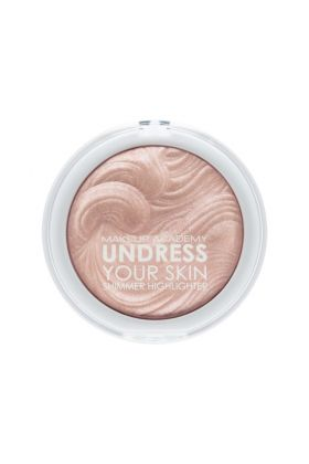 Makeup Academy - Undress Your Skin Highlighting Powder - Pink Shimmer
