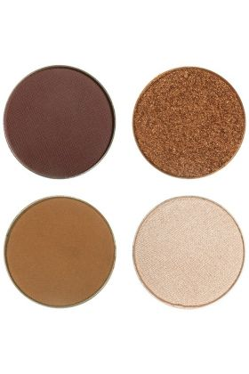 Makeup Geek Warm & Cozy Eyeshadow Bundle