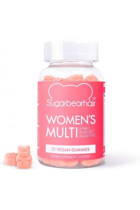 SUGARBEARHAIR WOMEN'S MULTI | VEGAN MULTIVITAMIN - 1 MONTH