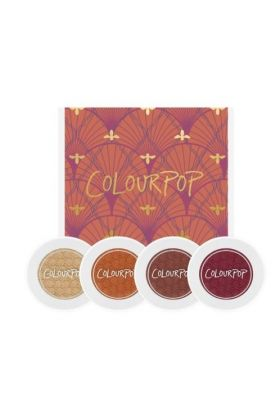 Colourpop - Zingara Super Shock Shadow Collection