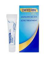 Differin, Adapalene Gel 0.1%, Acne Treatment